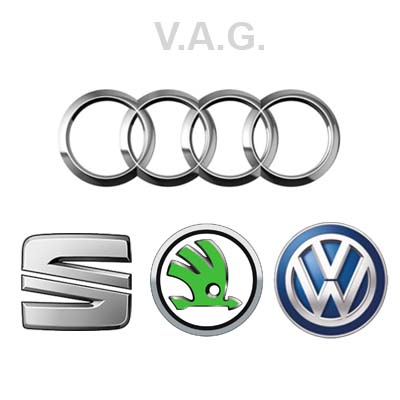 VAG alloy wheels