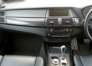 bmw x5 interior trim wrap