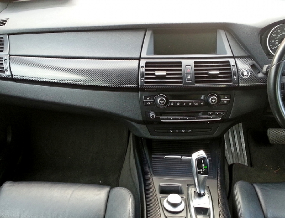 Interior trim wrap for various cars