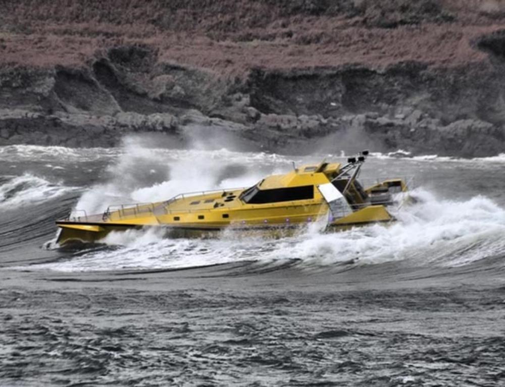 Boat wrap matte gold