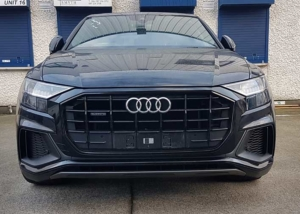 Audi Q8 dechroming